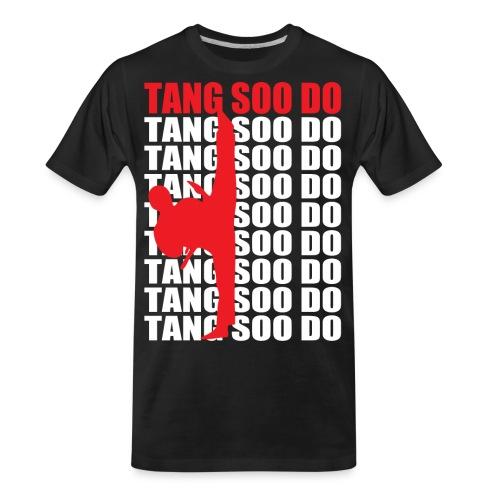 Tang Soo Do - Men's Premium Organic T-Shirt