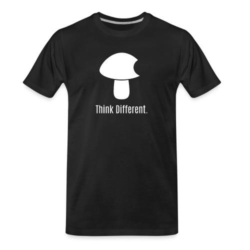 Think Different. - Men's Premium Organic T-Shirt