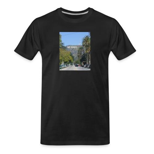RockoWood Sign - Men's Premium Organic T-Shirt