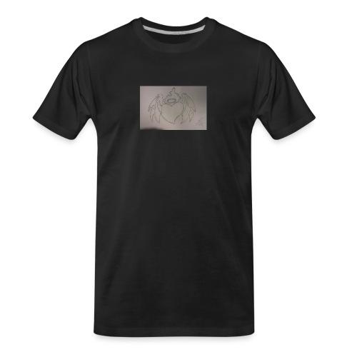 Angel - Men's Premium Organic T-Shirt