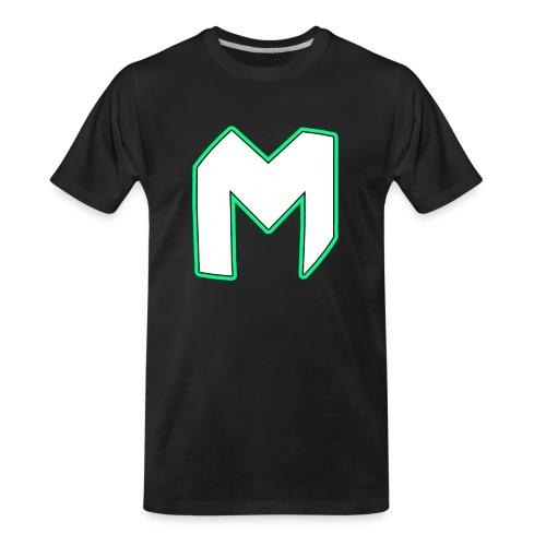 Player T-Shirt | Lean - Men's Premium Organic T-Shirt