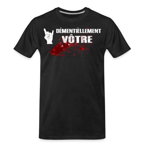 2017logo4000px - Men's Premium Organic T-Shirt