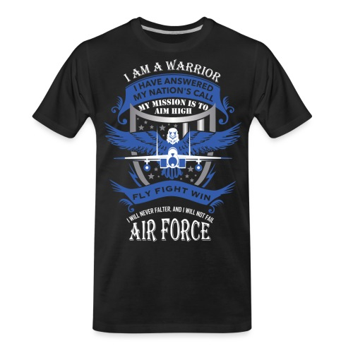 Air Force - Men's Premium Organic T-Shirt