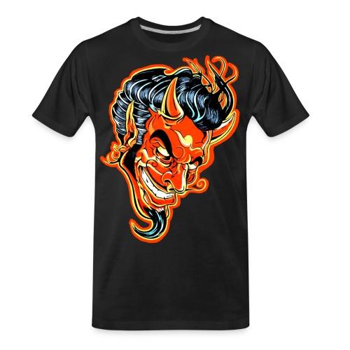 hellbilly - Men's Premium Organic T-Shirt