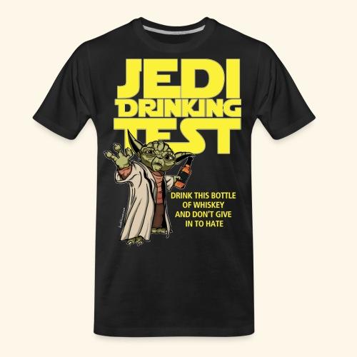 jeditest - Men's Premium Organic T-Shirt
