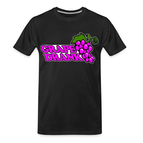 Grape Drank - Men's Premium Organic T-Shirt