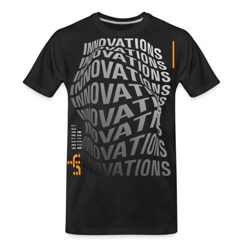 vhABstractCombo - Men's Premium Organic T-Shirt