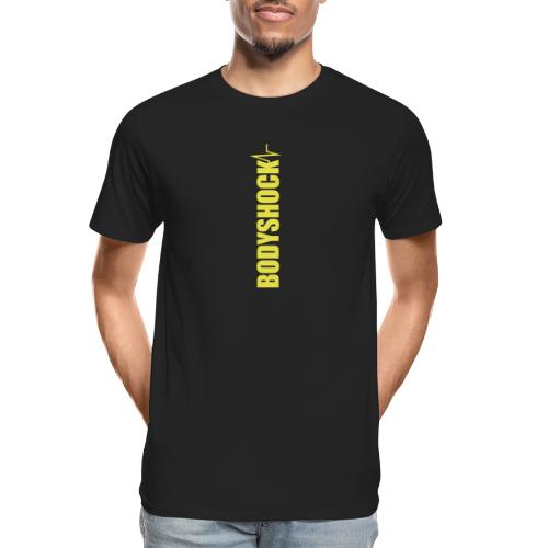 BodyShock Leggings - Men's Premium Organic T-Shirt