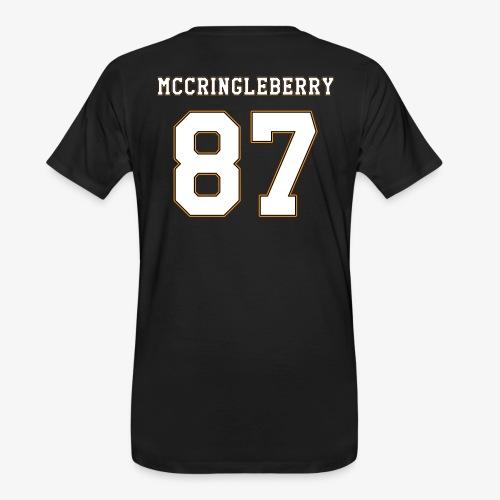 McCringleberry Jersey - Men's Premium Organic T-Shirt
