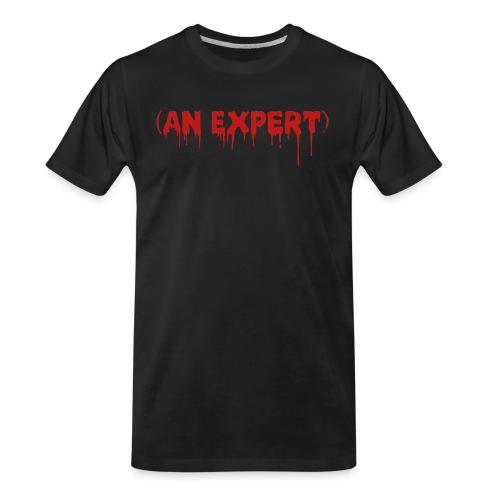 An Expert - Men's Premium Organic T-Shirt