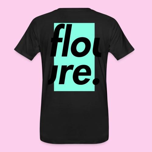 FLOURE CUT 2 PIECES - Men's Premium Organic T-Shirt
