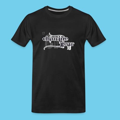 #Turn and burn Hoodies - Men's Premium Organic T-Shirt