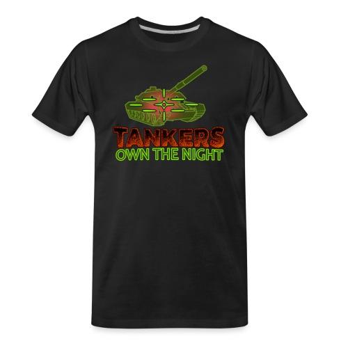 Tankers Own The Night - Men's Premium Organic T-Shirt