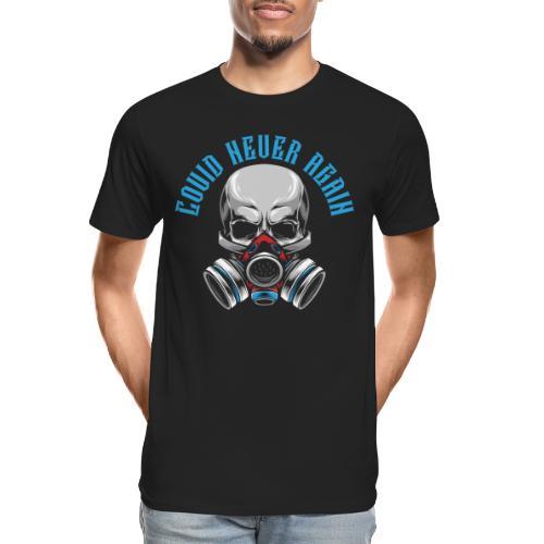 covid corona pandemic - Men's Premium Organic T-Shirt