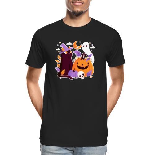 Halloween - Men's Premium Organic T-Shirt