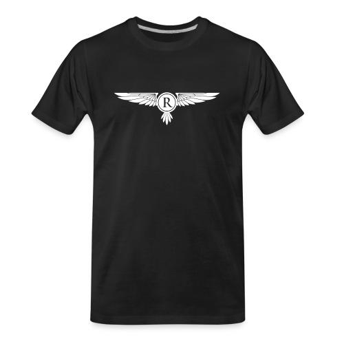 Ruin Gaming White - Men's Premium Organic T-Shirt