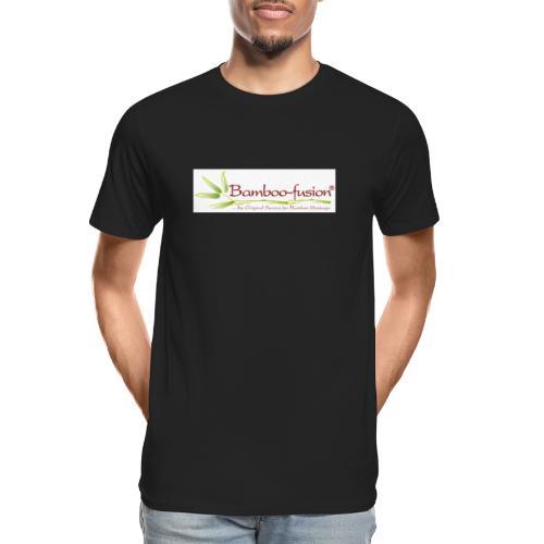 Bamboo-Fusion company - Men's Premium Organic T-Shirt