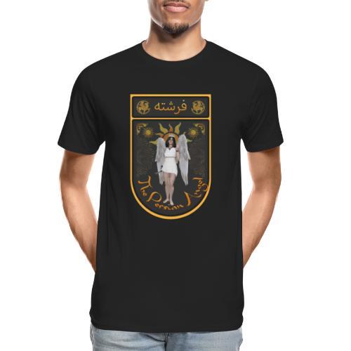 Persian Angel Anahita - Farsi Angel - Men's Premium Organic T-Shirt