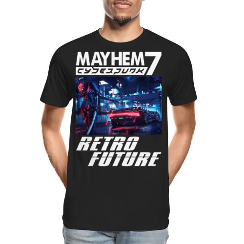 M7 Cyberpunk - Men's Premium Organic T-Shirt