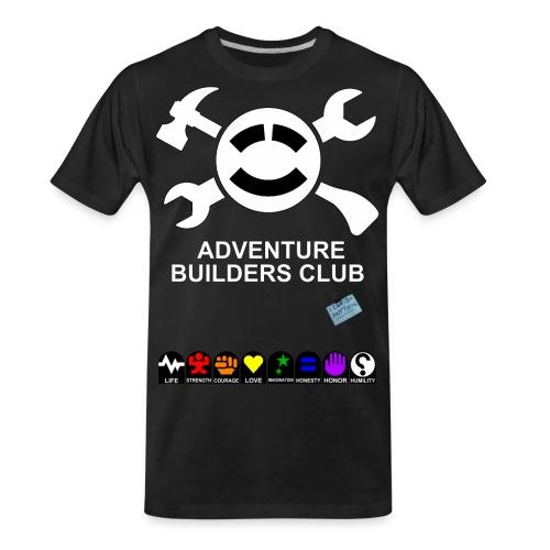 Adventure Builders Club - Men's Premium Organic T-Shirt