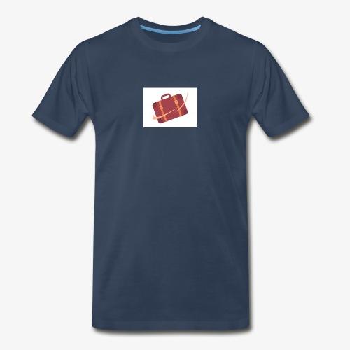 design - Men's Premium Organic T-Shirt