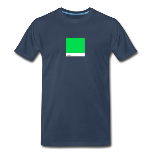 spotify - Men's Premium Organic T-Shirt