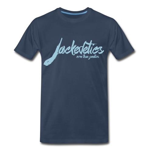 Jackedetics Tag - Men's Premium Organic T-Shirt