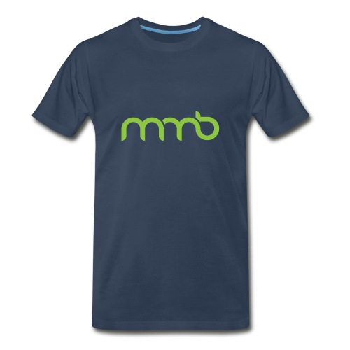 MMB Apparel - Men's Premium Organic T-Shirt