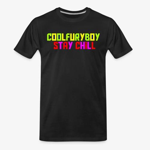 CoolFuryBoy - Men's Premium Organic T-Shirt