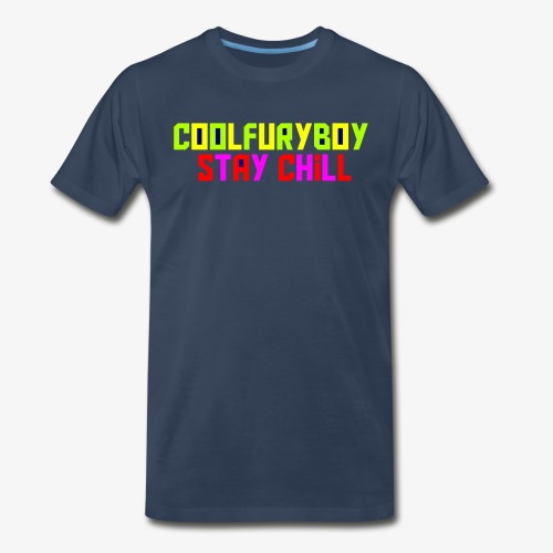 CoolFuryBoy - Men's Premium Organic T-Shirt