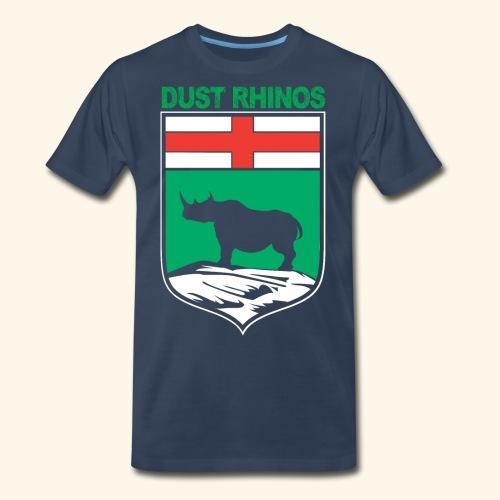 Manitoba Rhino - Men's Premium Organic T-Shirt