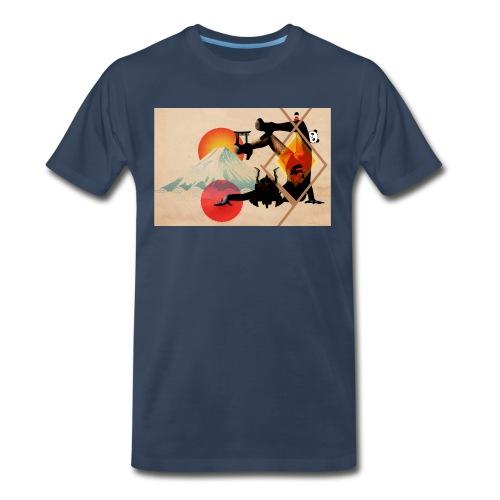 Japaned - Men's Premium Organic T-Shirt