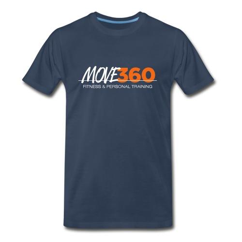 Challenge T-Shirt Delta Team - Men's Premium Organic T-Shirt