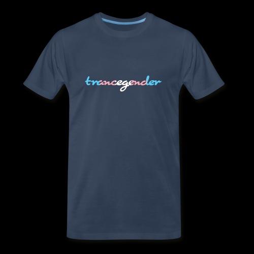 trancegender - Men's Premium Organic T-Shirt