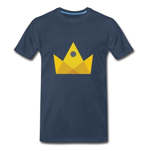 I am the KING - Men's Premium Organic T-Shirt