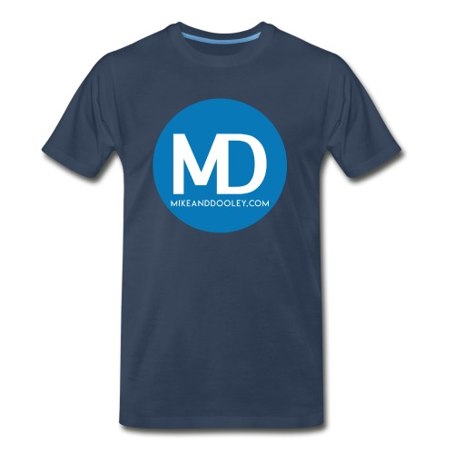 Mike & Dooley - Men's Premium Organic T-Shirt