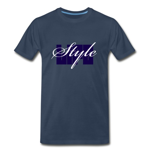 Style Life - Men's Premium Organic T-Shirt