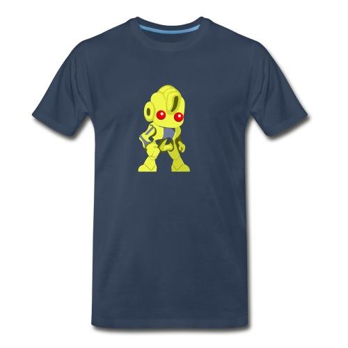 Ex17 Moringa Mens - Men's Premium Organic T-Shirt