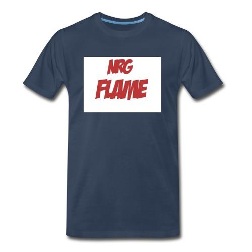 Flame For KIds - Men's Premium Organic T-Shirt