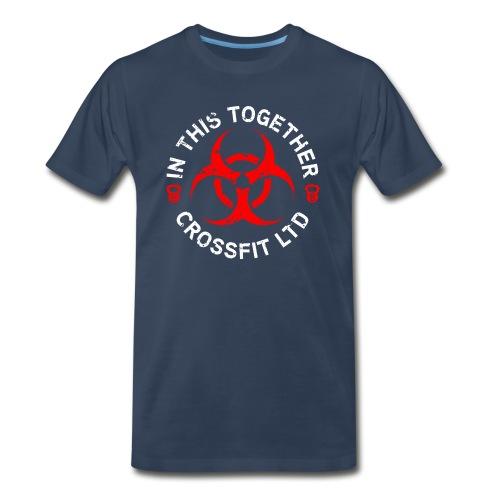 inThisTogether - Men's Premium Organic T-Shirt