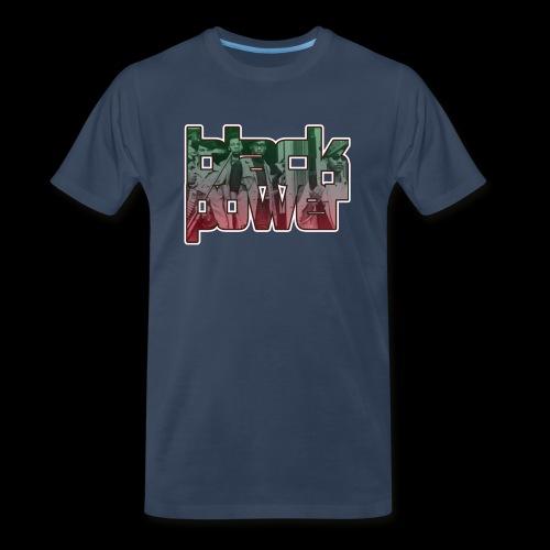 Black Power - Men's Premium Organic T-Shirt