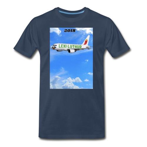Higher Lexi - Men's Premium Organic T-Shirt
