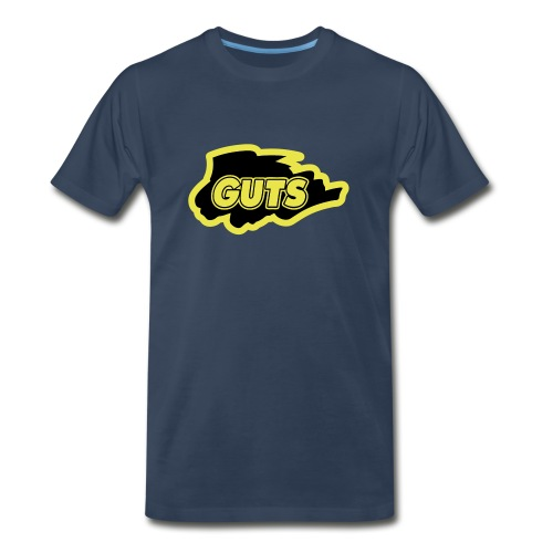 Guts - Men's Premium Organic T-Shirt