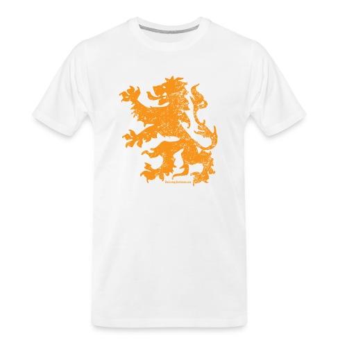 Dutch Lion - Men's Premium Organic T-Shirt