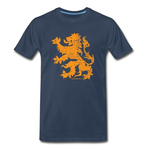 Dutch Lion - Men's Premium Organic T-Shirt