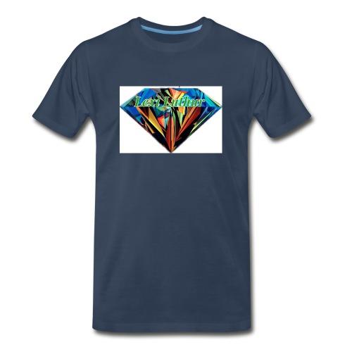 Lexi's Diamond - Men's Premium Organic T-Shirt