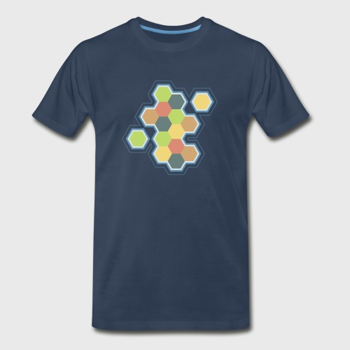 Settlers of Catan - Men's Premium Organic T-Shirt