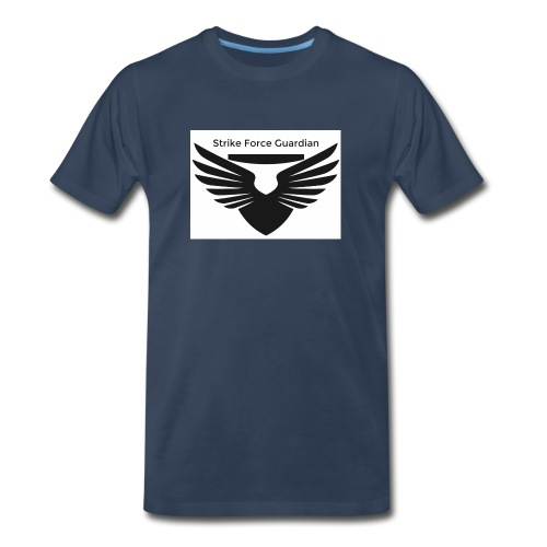 Strike force - Men's Premium Organic T-Shirt