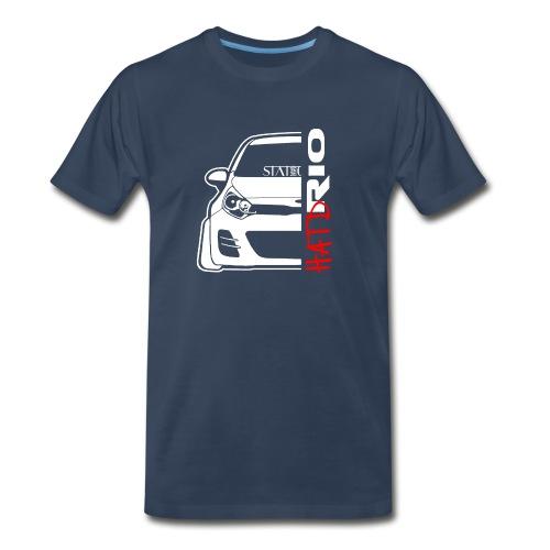 hatdrio - Men's Premium Organic T-Shirt