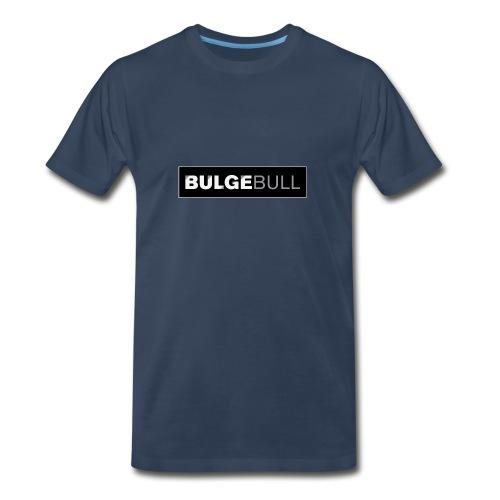 BULGEBULL TAGG - Men's Premium Organic T-Shirt